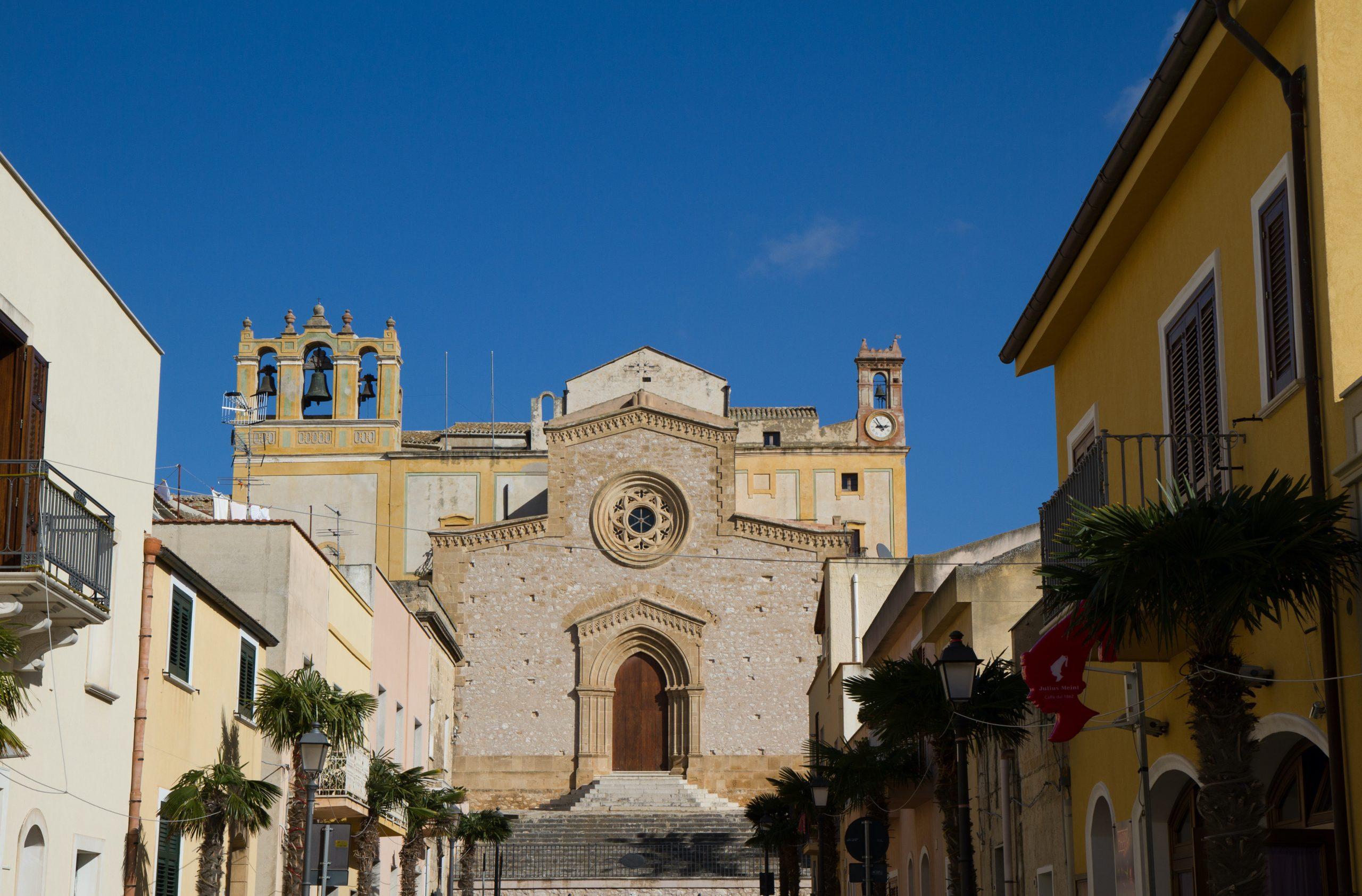 Custonaci, trapani, sicilia
